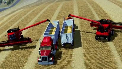 Farming Simulator 2013 - Console Trailer