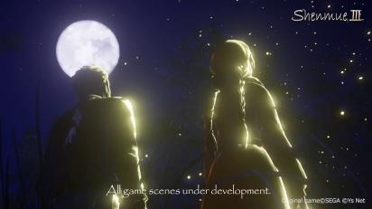 Shenmue 3 - Lake of the Lantern Bugs Trailer
