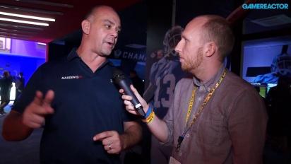 Madden NFL 16 - Entrevista Rex Dickson