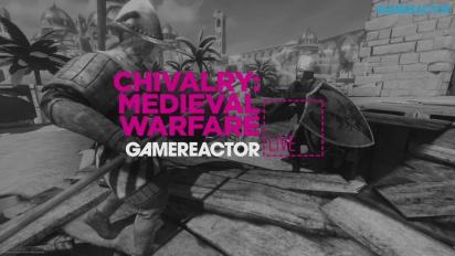 GRTV Repetição: Chivalry: Medieval Warfare