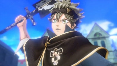 Black Clover Project Knights - Official Trailer Announcement