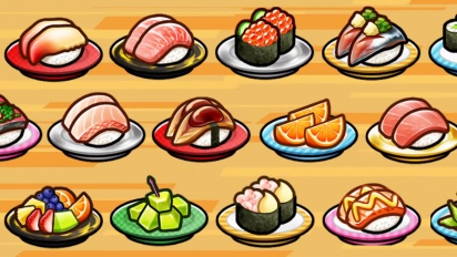 Sushi Striker: The Way of Sushido - How to Play