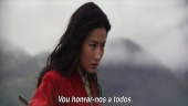 Mulan - Trailer 2 legendado