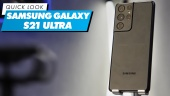Samsung Galaxy S21 Ultra - Quick Look