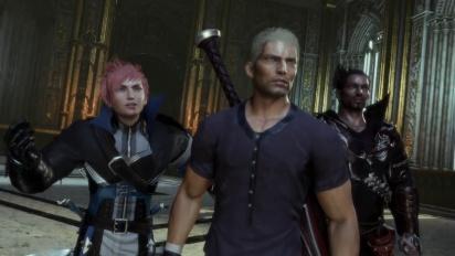 Stranger of Paradise: Final Fantasy Origin - Announcement Teaser