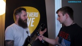 Guitar Hero Live - Jamie Jackson Interview