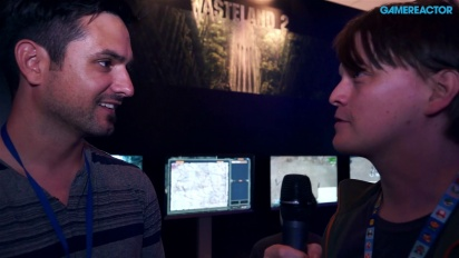 Wasteland 2: Director's Cut - Entrevista Chris Keenan