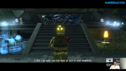 Uma Hora de Lego Star Wars: The Force Awakens