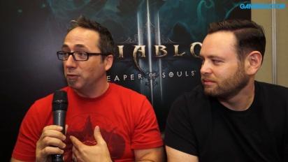 Diablo III: BlizzCon 2016 - Entrevista Kevin Martens e John Mueller