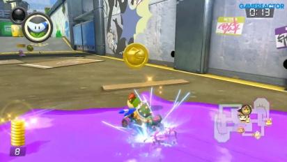 Mario Kart 8 Deluxe - Coin Runners