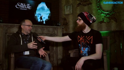 Call of Cthulhu - Entrevista Jean-Marc Gueney