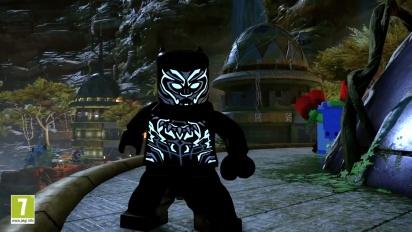 Lego Marvel Super Heroes 2 - Black Panther DLC Trailer