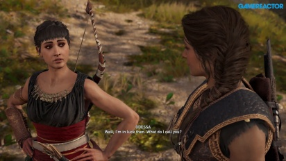Assassin's Creed Odyssey - Odessa Questline Gameplay