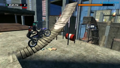 Trials Rising - Jogabilidade Nintendo Switch