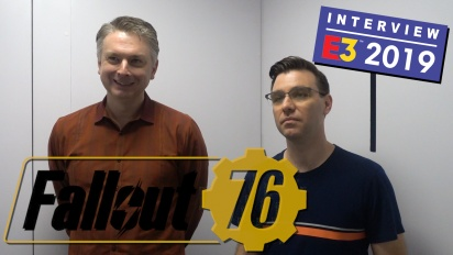 Fallout 76 - Chris Mayer & Dan Nanni Interview