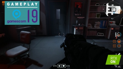 Nvidia - Wolfenstein: Youngblood RTX Gameplay