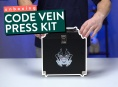 Code Vein - Press Kit Unboxing