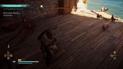 Assassin's Creed Valhalla - Dunwic PS4 Gameplay