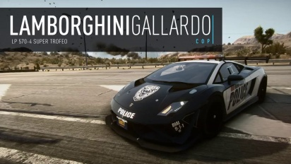 Need for Speed: Rivals - Lamborghini DLC Pack Trailer