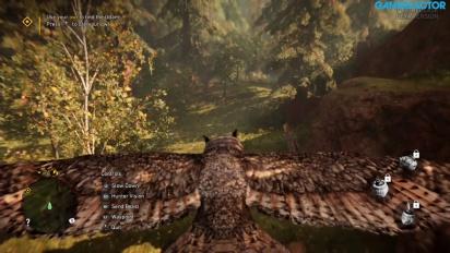 Far Cry Primal - Dominar os animais