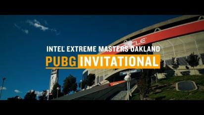 PUBG - Invitational at IEM Oakland 2017