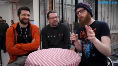 Vampyr - Entrevista com Gregory Szucs e Stéphane Beauverger