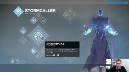 Uma Hora com Destiny 2: Forsaken.