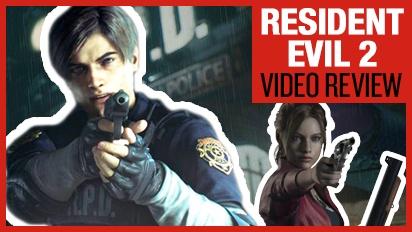 Resident Evil 2 - Análise em Vídeo