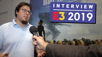 Iron Harvest - Julian Strzoda Interview