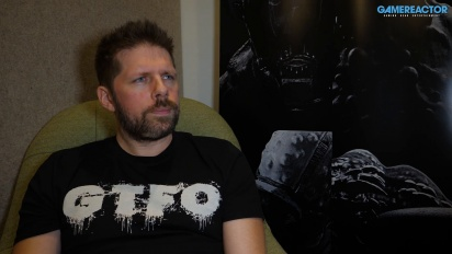 GTFO - Simon Viklund Early Access Interview