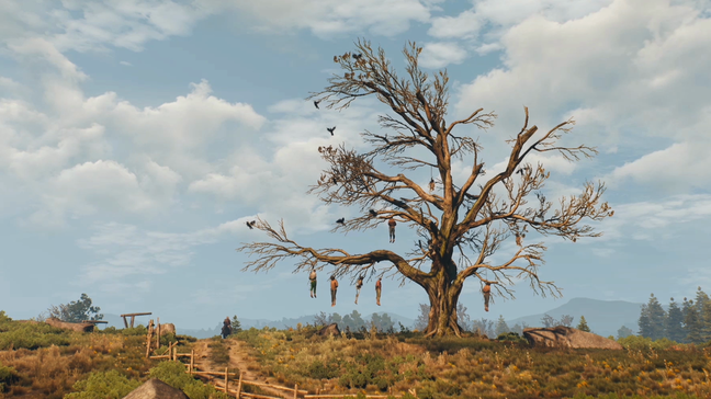The Witcher 3 Is Beautiful