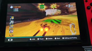 SUBMISSION 1:26:70 Crash Team Racing
