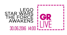 Uma Hora Com Lego Star Wars: The Force Awakens